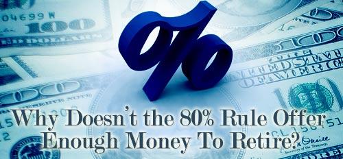 80 percent rule