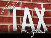 ensure fast tax refund