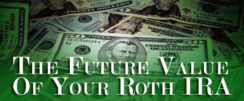 Roth IRA and cash flow investing