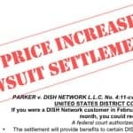 Dish Network Price Increase