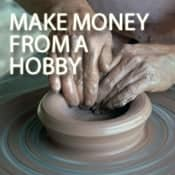 make money on a hobby