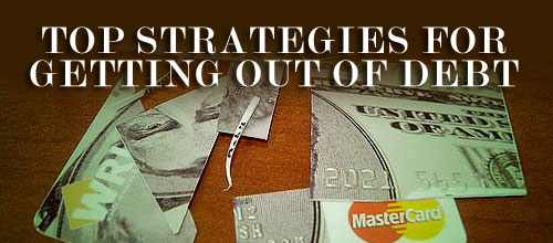 Strategies For Paying Off Debt