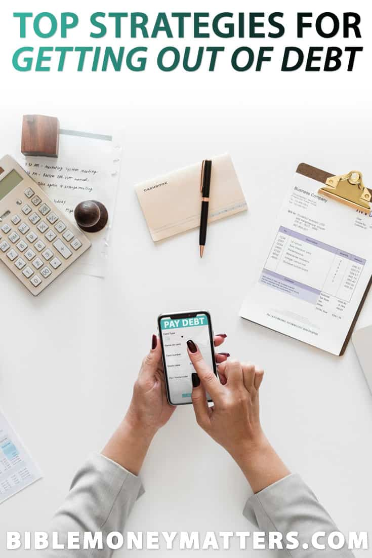 Getting out of debt isn't rocket science, but it does take the will to get started. Here are the top strategies and financial gurus to get out of debt.
