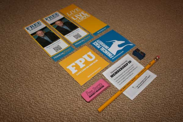 Financial Peace University Membership Kit