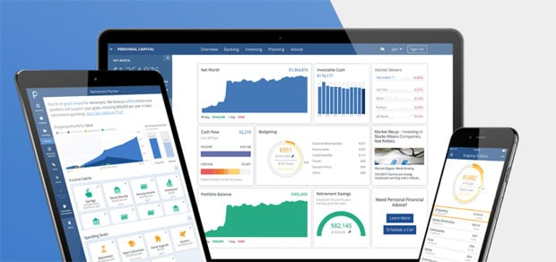 Personal Capital Mobile Apps