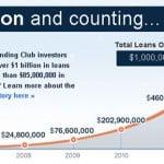 lending club 1 billion