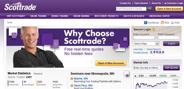 Scottrade review