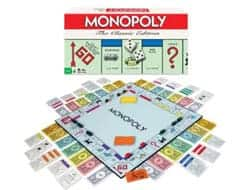 Monopoly and personal finance