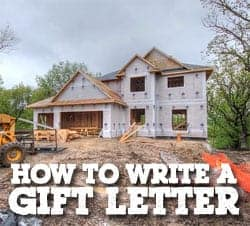 How To Write A Gift Letter And What You Should Include