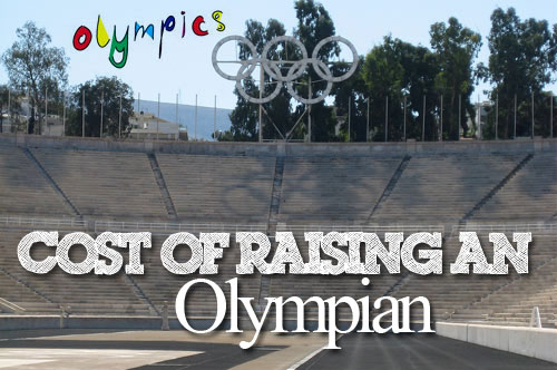 cost of olympics for athletes