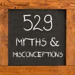 Myths And Misconceptions About The 529 College Savings Plan