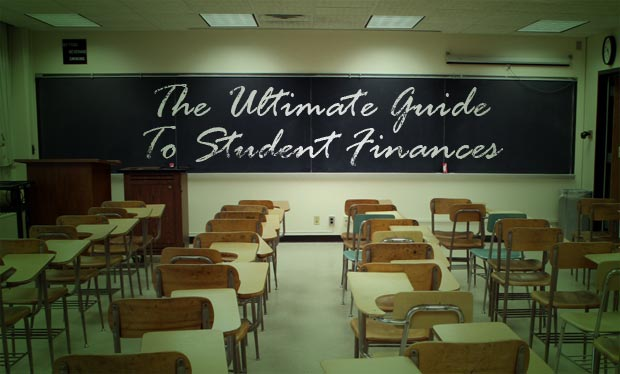 Ultimate Guide To Student Finances