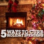 5 Ways To Curb Your Holiday Spending And Stay Out Of Debt