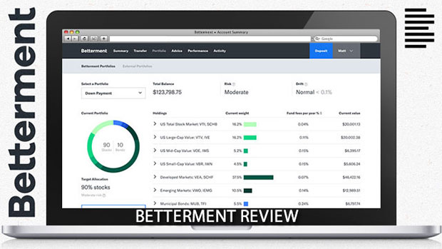 betterment review 2017