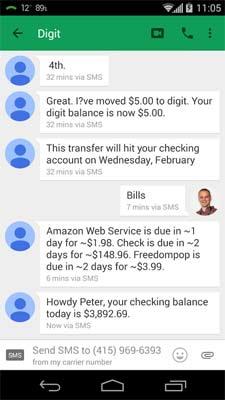 Digit-SMS