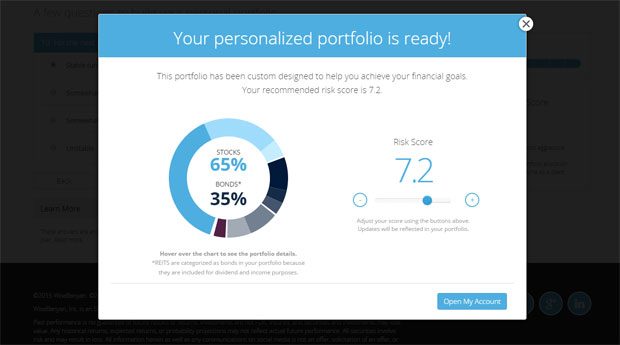 Your portfolio is ready