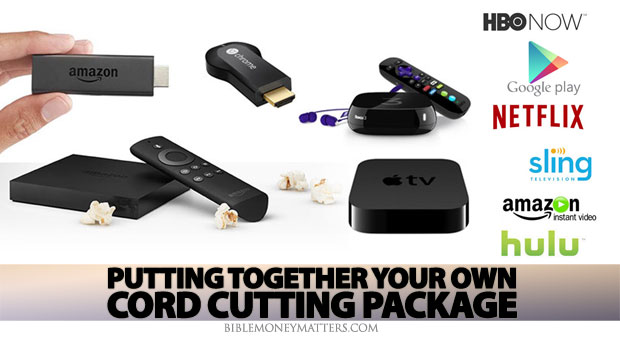 Cord Cutting Manual