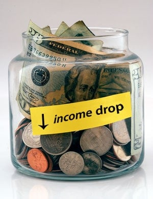 income-drop-options