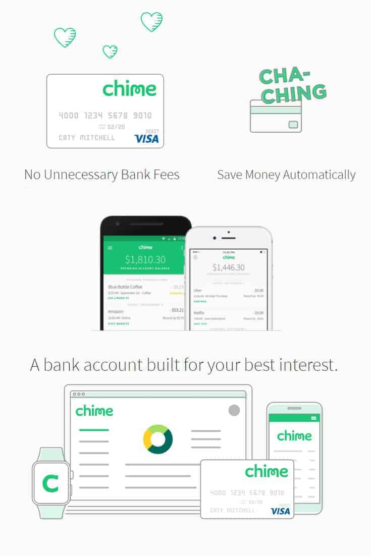 Chime App Review: Fee Free Banking That Pays You Rewards When You Save