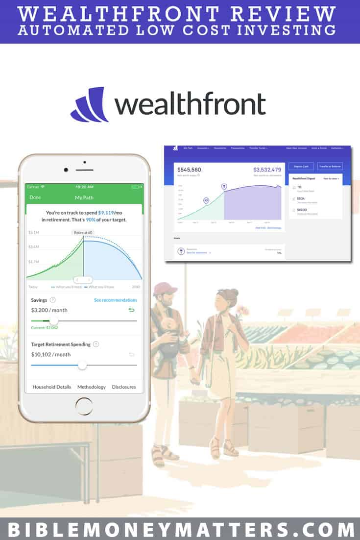 Wealthfront Review: Automated Low Cost Investing and Financial Planning