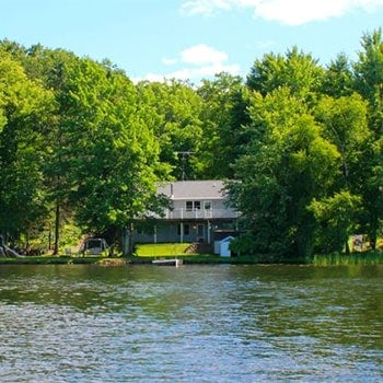 save money on a vacation cabin rental