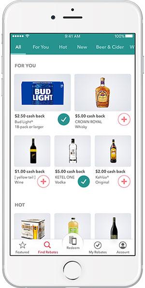 Ibotta App Redesigned