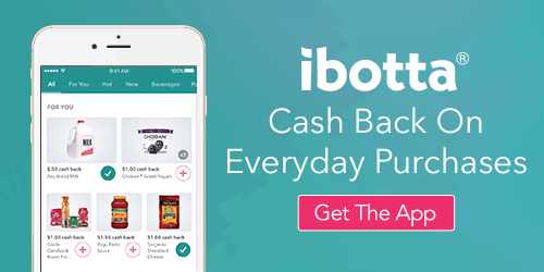 Ibotta App Cash Back