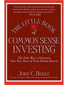 Personal Finance Books The Little Book Of Common Sense Investing by John C. Bogle