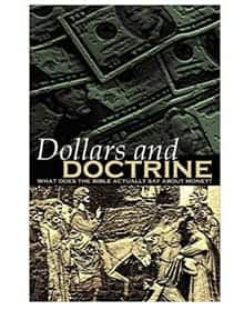 Personal Finance Book Dollars and Doctrine