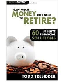 Personal Finance Books How Much Money Do I Need To Retire?