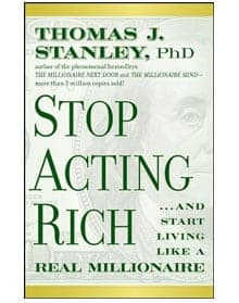 Personal Finance Books Stop Acting Rich