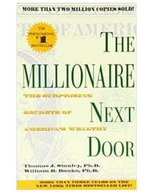 Personal Finance Books The Millionaire Next Door by Thomas J. Stanley