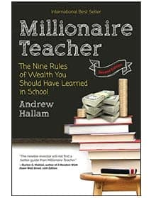 Personal Finance Books The Millionaire Teacher