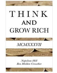 Personal Finance Books Think and Grow Rich