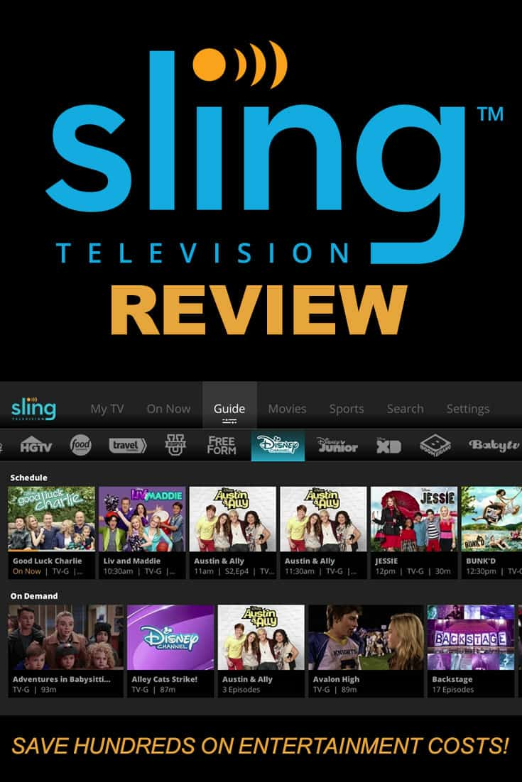 Sling TV is the #1 live TV streaming service, and at $25/month they also have one of the lowest cost cable TV packages available.  Here's a review.