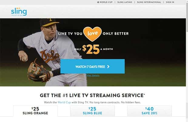 Sling TV Review 2019: Is The $25 Streaming Cable TV Service