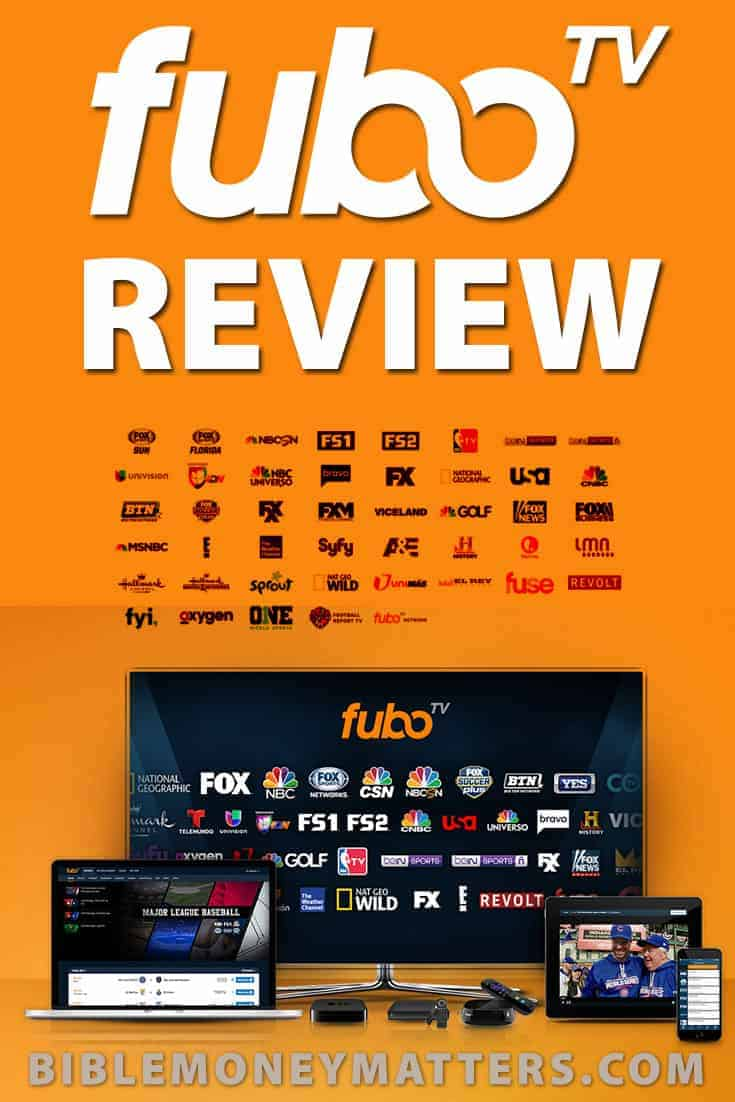 fuboTV Review: A Guide For The Low Cost Streaming TV Service