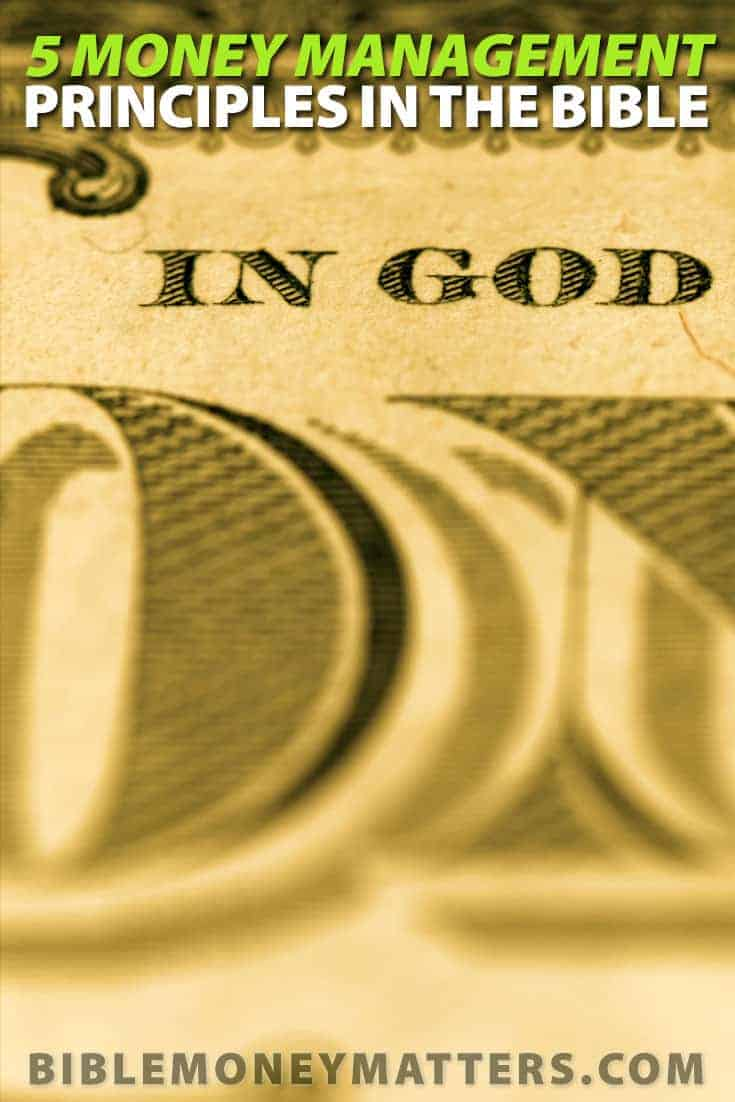Does God want you to be wealthy? I'm not sure, but the Bible contains a wealth of financial guidance which, if applied, can't help but make you prosperous.