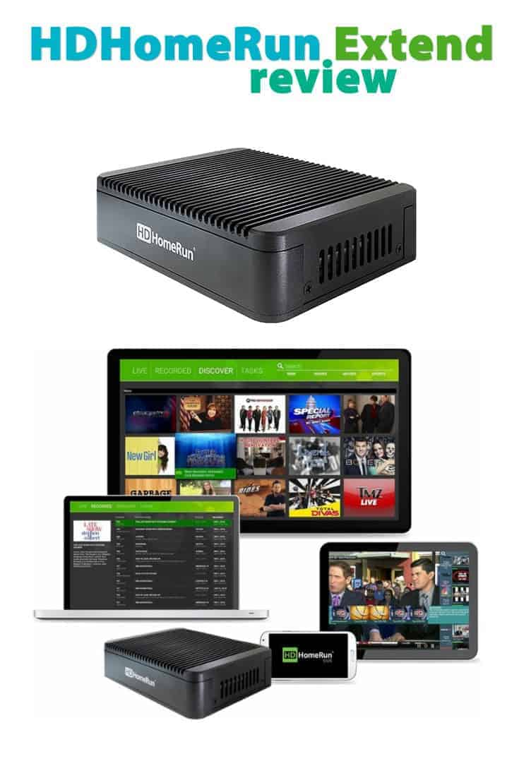 HDHomeRun Extend: The Over-The-Air Tuner And DVR For Cord ...