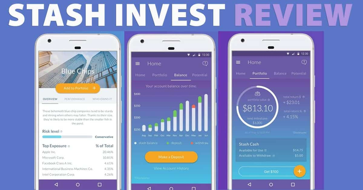 Stash Invest Review 2019 A Flexible Way To Invest With As