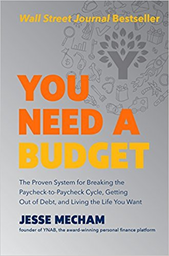 You Need A Budget by Jesse Mecham review
