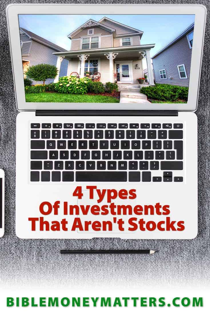 Growing Your Wealth: 4 Types of Investments that Aren\'t Stocks