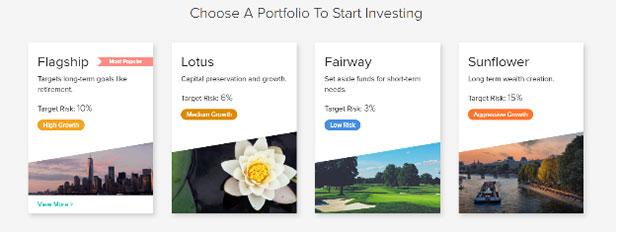 qplum review - portfolios for different needs
