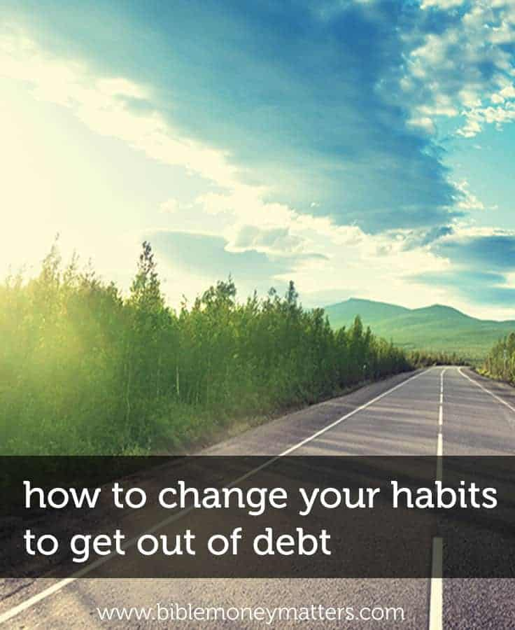 To get out of debt and stay permanently out of debt, you need to make lifestyle changes and change your mindset. Here are some steps to take.