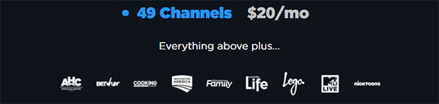 Philo TV Review - Channels Available $20 Plan