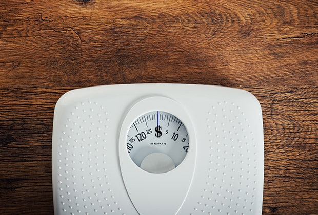 financial lessons from weight loss