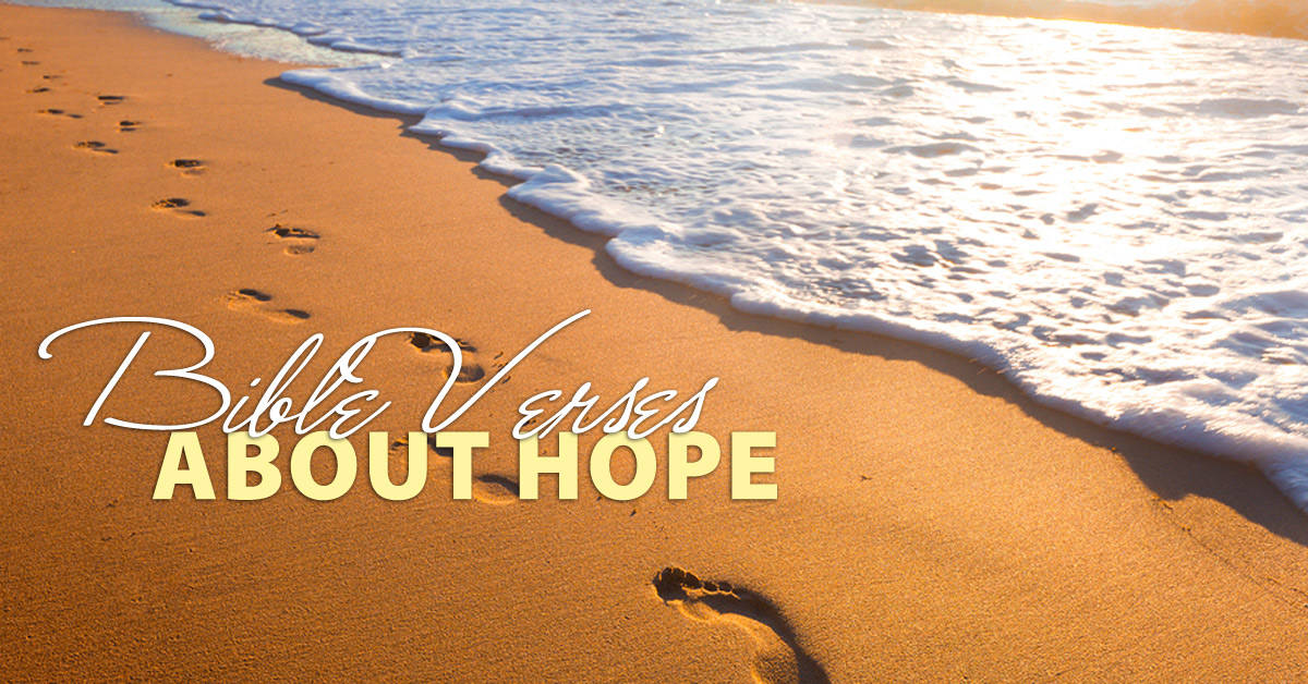bible verses with the word hope