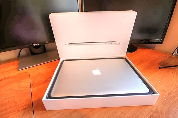 Decluttr Store Review - Buy A Refurbished Macbook Air