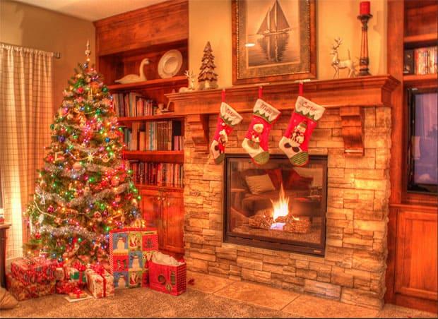 set the christmas budget early