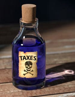 toxic debt to avoid - side hustle taxes